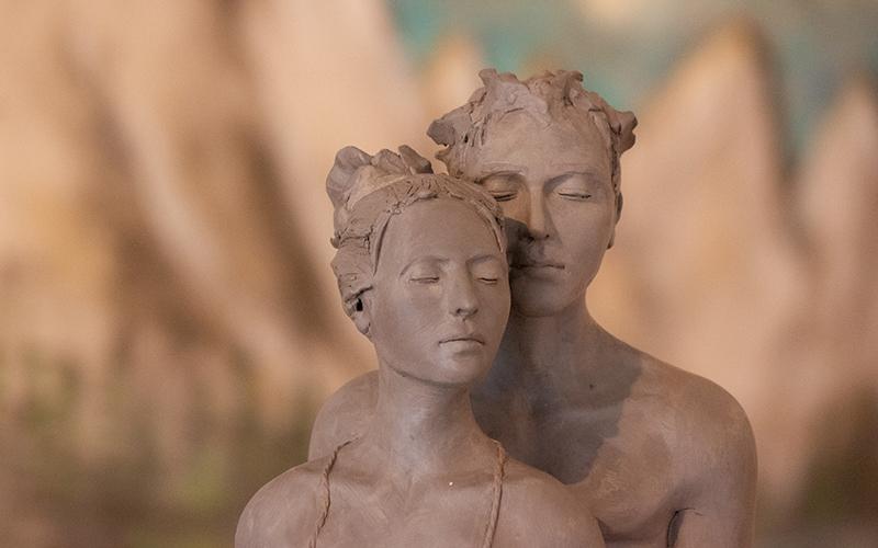 etre-ensemble-sculpture-andre-desjardin