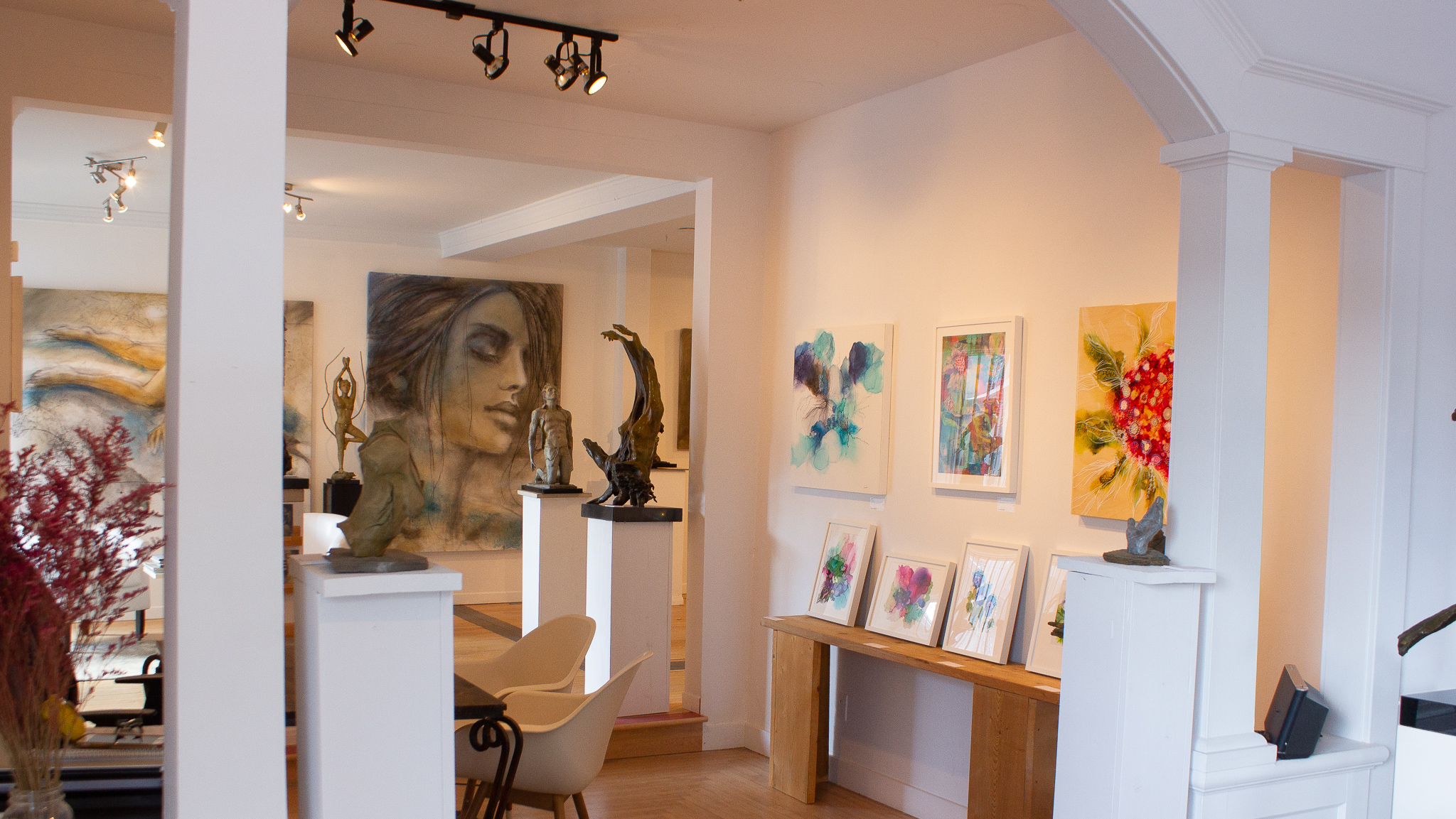 Galerie Roccia-Magog, galerie d'art Estrie