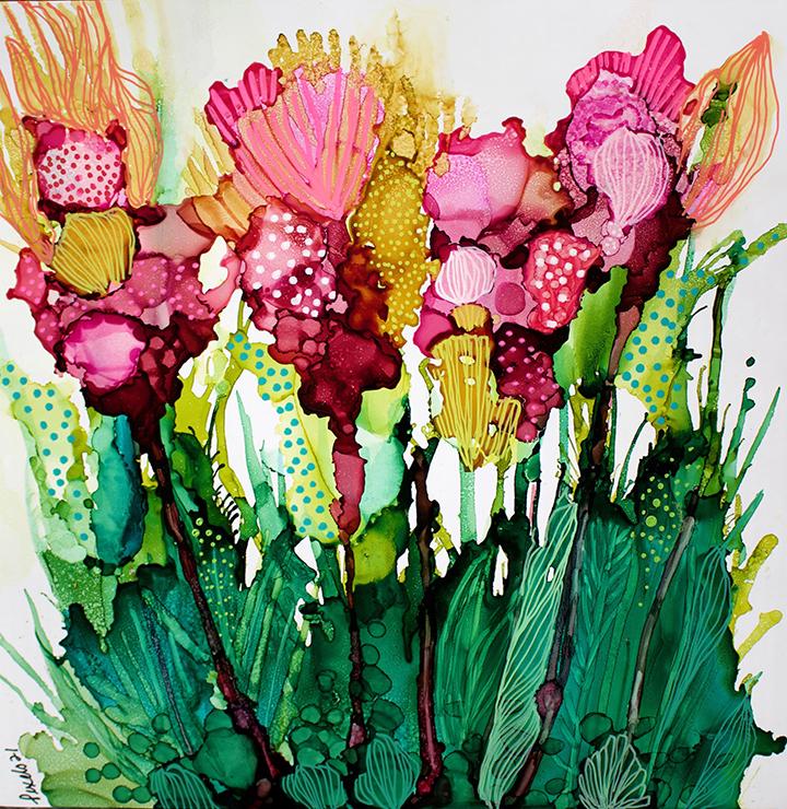 Vitamines - Nancy Létourneau - Pixels