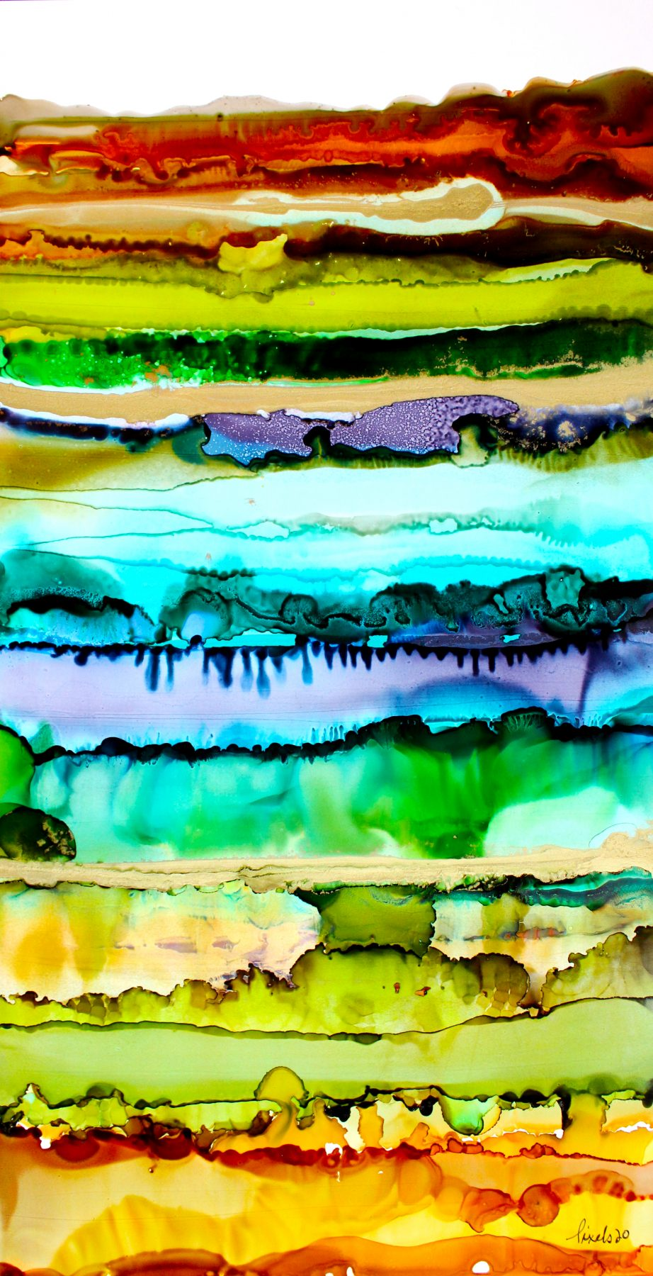 Fais-moi voyager- Nancy Létourneau - Pixels